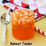 Elaneer sharbhath / Nannari Tender Coconut Sharbath