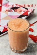 Paal Sharbath / Milk Sharbath