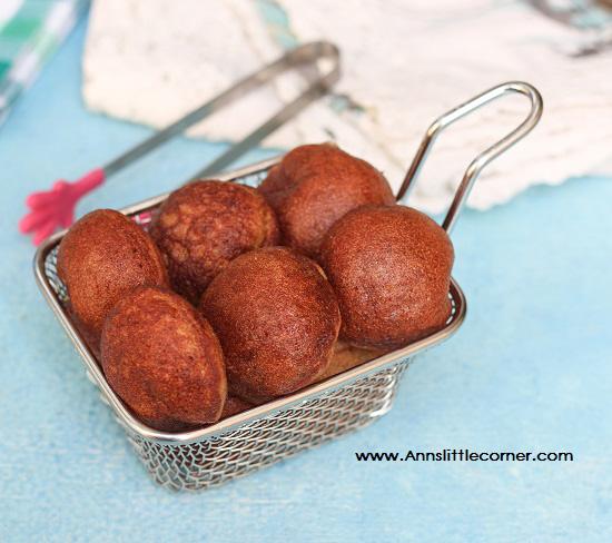 Jackfruit Mini Pancakes / Jackfruit Paniyaram
