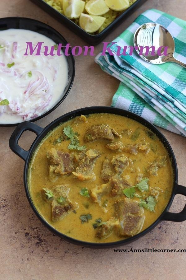 Mutton Kurma