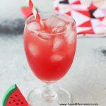 Watermelon Tender coconut juice