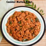 Coconut Mutton Roast