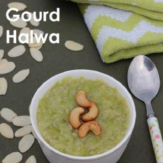 Bottle Gourd Halwa / Lauki HalwaBottle Gourd Halwa / Lauki Halwa