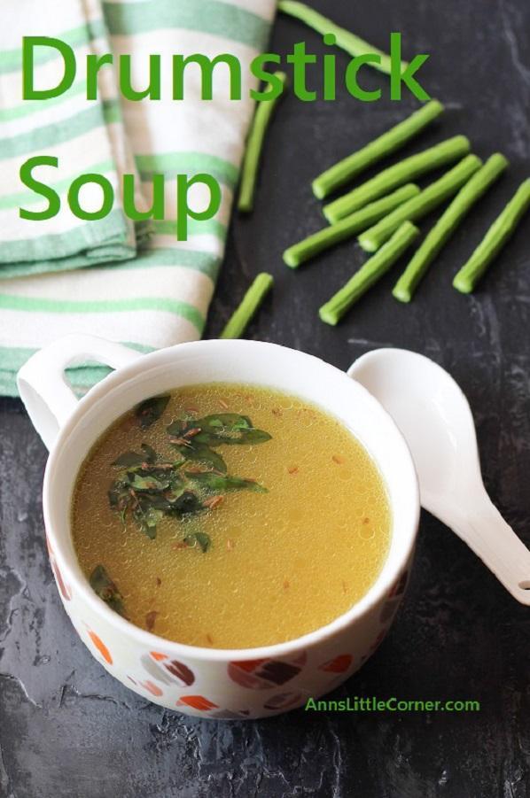 Drumstick Soup / Murungaikai Soup