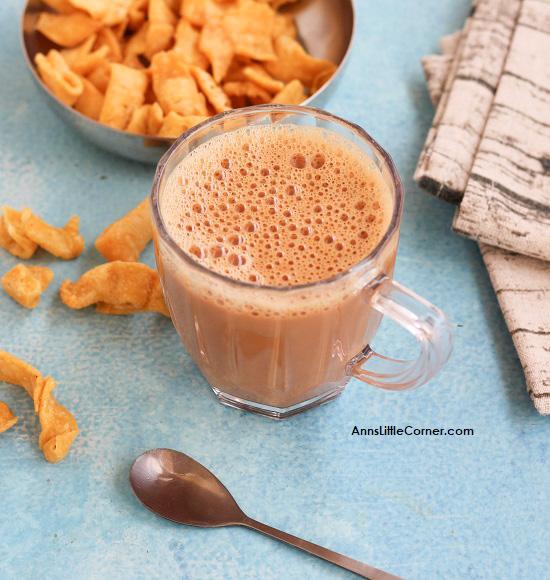 Condensed Milk Tea