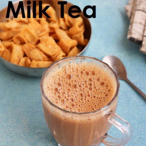 Condensed Milk Tea / Teh Tarik