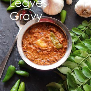 Curry Leaves Gravy