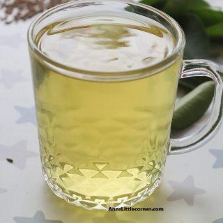 Lemon Leaves Tea