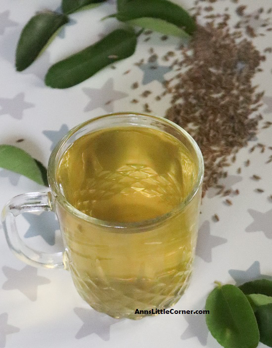 Lemon Leaves Tea