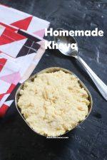 HomeMade Khoya