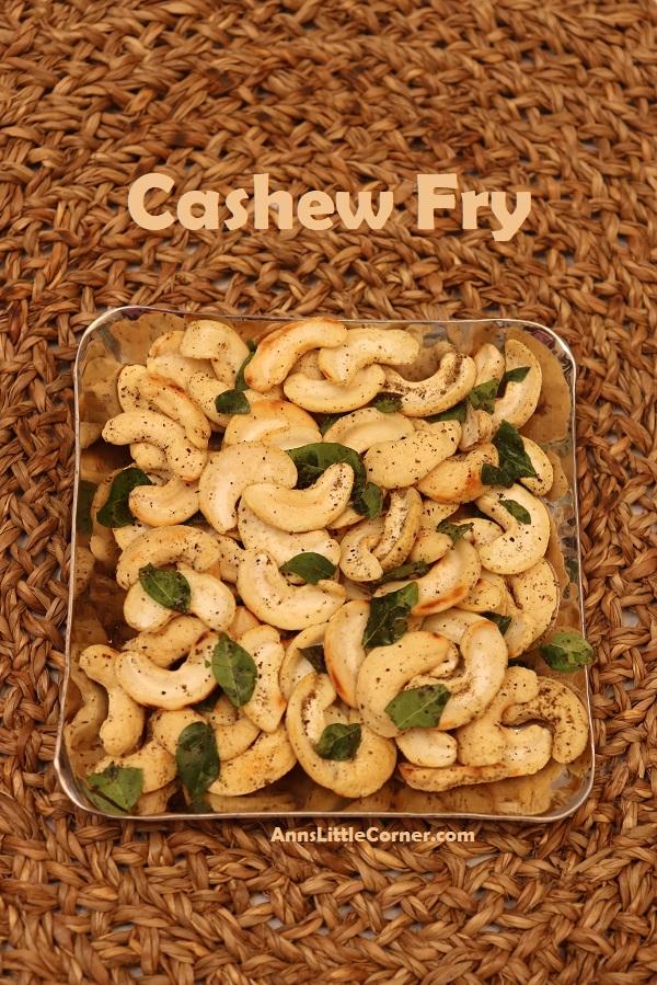 Cashew Fry